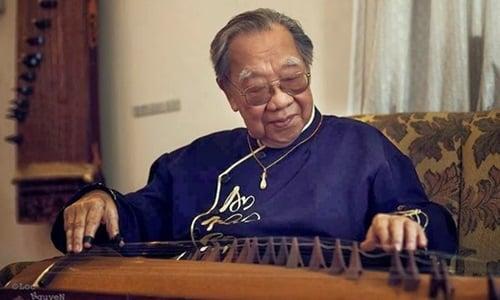 Cuộc đời và sự nghiệp của giáo sư Trần Văn Khê 1