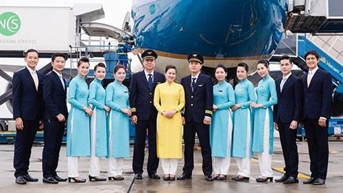 Đồng phục mới của Vietnam Airlines bị rò rỉ trên mạng? 2