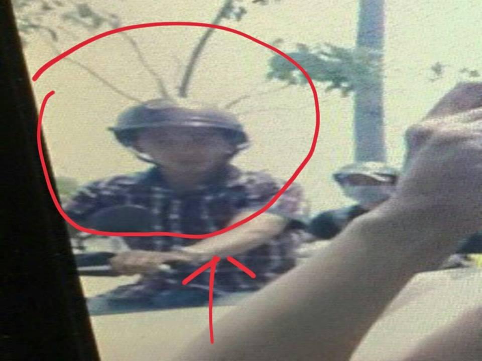 Kim Tuyến bị dàn cảnh cướp giật ngay giữa phố 3