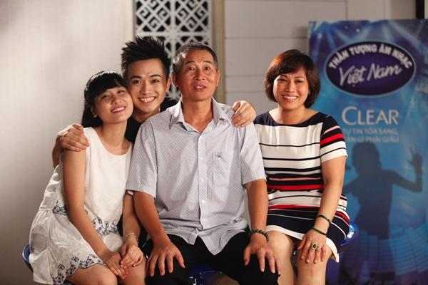 """Việt Nam Idol 2015: Top 6 """"Nhắn gửi yêu thương"""" đến những người thân yêu 7"""
