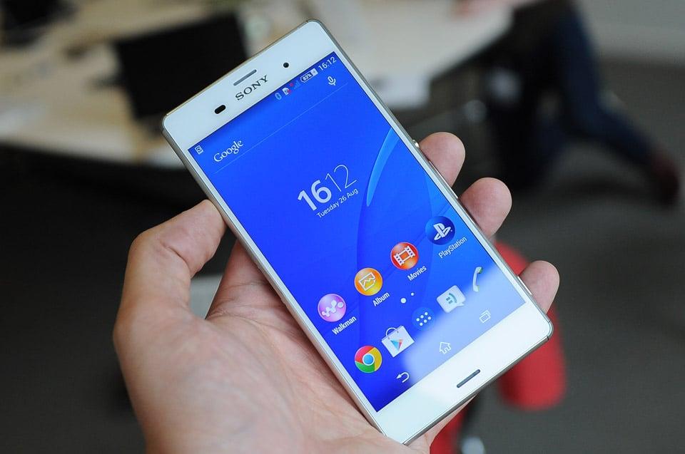 Cháy hàng Sony Xperia Z3 lock Nhật vì giá rẻ bất ngờ 3