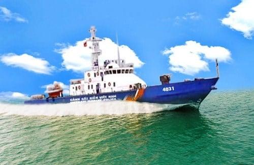 Cảnh sát biển Việt Nam trang bị thêm tàu tuần tra cao tốc 1