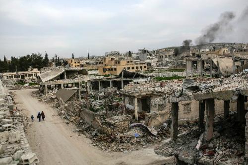IS tấn công bất ngờ làng người Kurd, thảm sát 23 dân thường 2