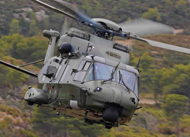Video: Cận cảnh trực thăng chống ngầm hiện đại nhất châu Âu 1