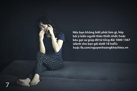 Vụ nữ sinh tự tử vi bị tung clip nóng: Cô gái nên làm gì? 7