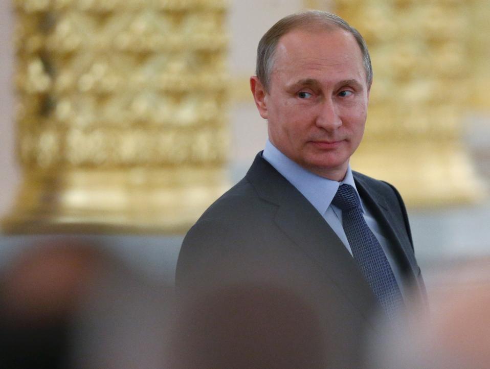 Ông Putin điện đàm cho TT Obama về các vấn đề nóng 1