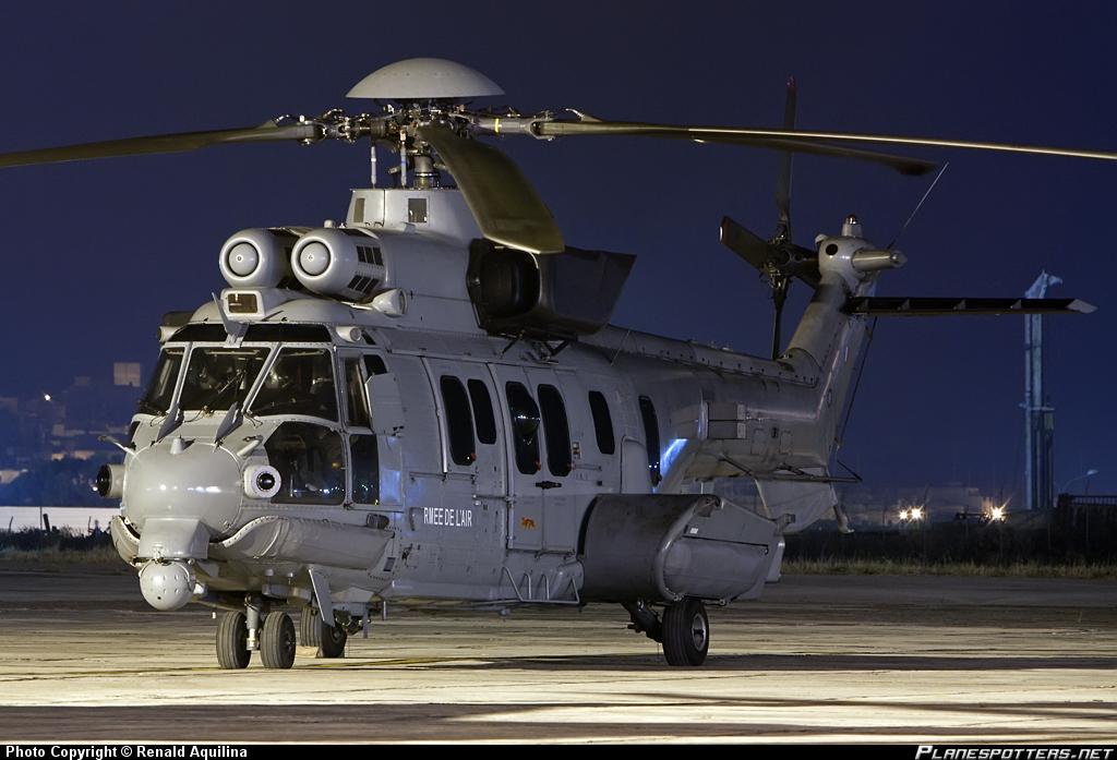 Trực thăng đa nhiệm EC725 Cougar đáng sợ cỡ nào? 1
