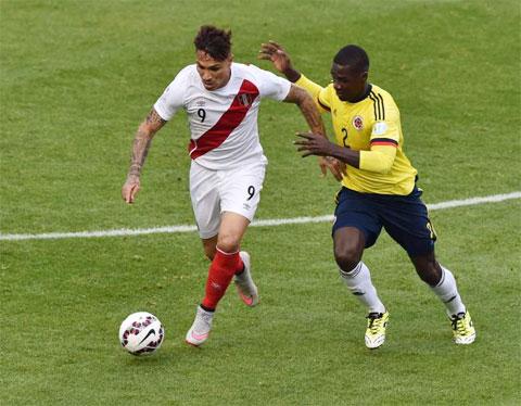 Peru 3 - 1 Bolivia: Đội tuyển Peru vào bán kết Copa America 2015 1
