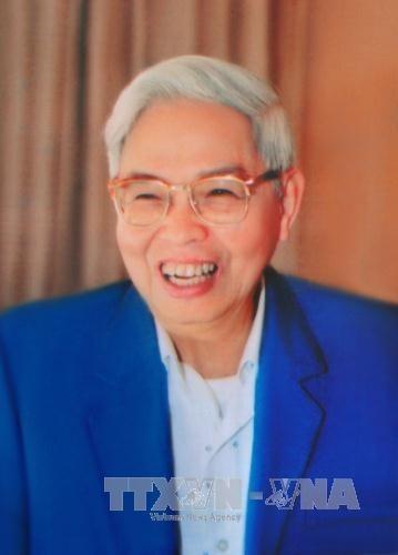 Nguyên Thứ trưởng Bộ Ngoại giao Trần Quang Cơ từ trần 1