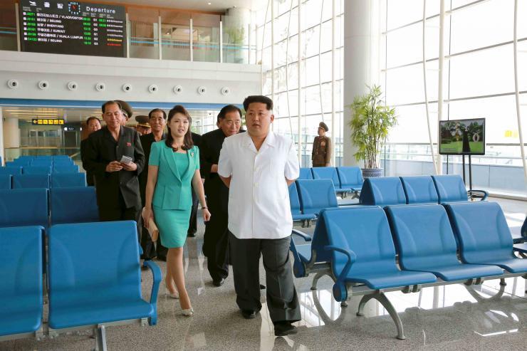 Rộ tin đồn Kim Jong-un hành quyết kiến trúc sư thiết kế nhà ga sân bay mới 1