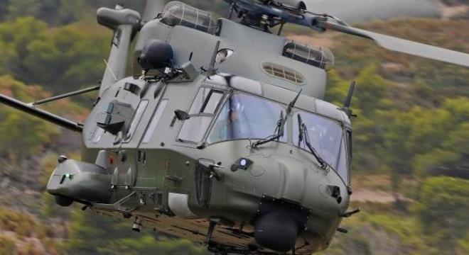 Video: Cận cảnh sức mạnh trực thăng hiện đại nhất châu Âu NH90 1