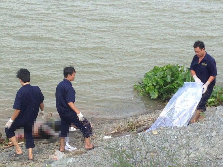 Phát hiện thi thể người đàn ông trên sông Đồng Nai 1