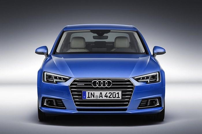 Audi A4 thế hệ mới: tiết kiệm xăng, tiện lợi hơn 3