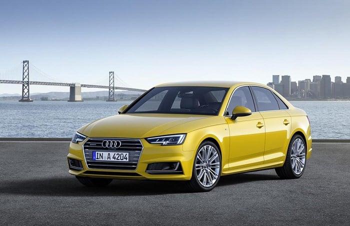 Hình ảnh Audi A4 thế hệ mới: tiết kiệm xăng, tiện lợi hơn số 1