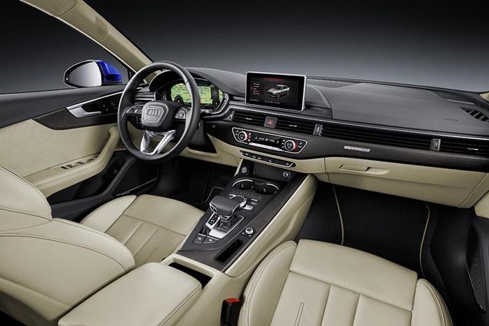 Audi A4 thế hệ mới: tiết kiệm xăng, tiện lợi hơn 4