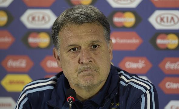 Argentina vs Paraguay:  HLV Martino e ngại đội bóng cũ 1