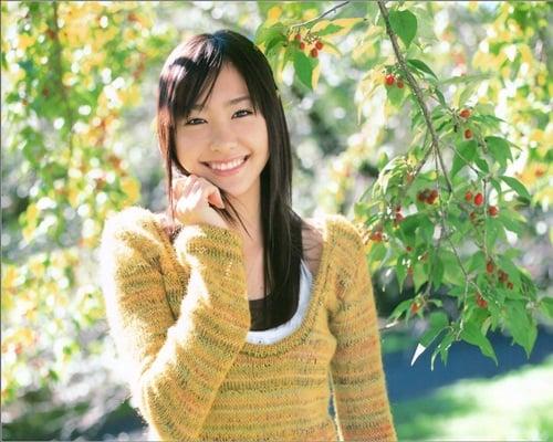 Hình ảnh 5 thiếu nữ Nhật Bản sở hữu vẻ đẹp tựa thiên thần số 15