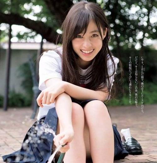 5 thiếu nữ Nhật Bản sở hữu vẻ đẹp tựa thiên thần số 2