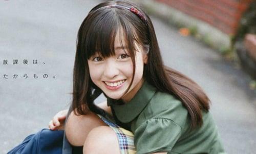 5 thiếu nữ Nhật Bản sở hữu vẻ đẹp tựa thiên thần số 4