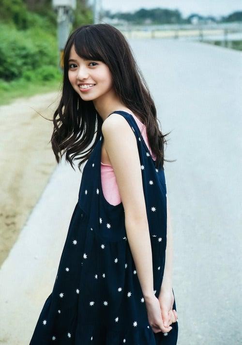 Hình ảnh 5 thiếu nữ Nhật Bản sở hữu vẻ đẹp tựa thiên thần số 11