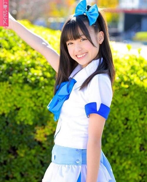 Hình ảnh 5 thiếu nữ Nhật Bản sở hữu vẻ đẹp tựa thiên thần số 5