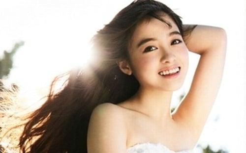 Hình ảnh 5 thiếu nữ Nhật Bản sở hữu vẻ đẹp tựa thiên thần số 7