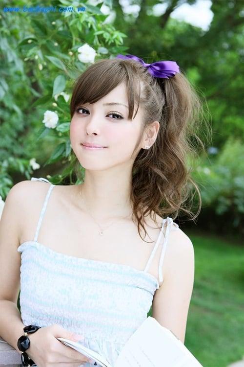 Hình ảnh 5 thiếu nữ Nhật Bản sở hữu vẻ đẹp tựa thiên thần số 24