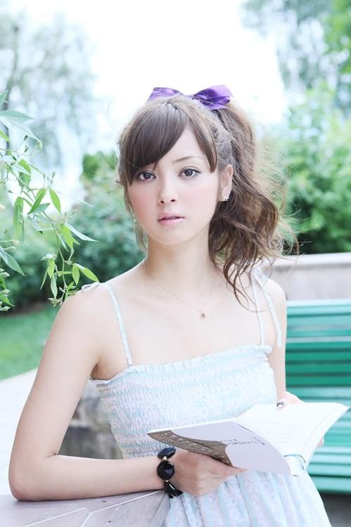 Hình ảnh 5 thiếu nữ Nhật Bản sở hữu vẻ đẹp tựa thiên thần số 25
