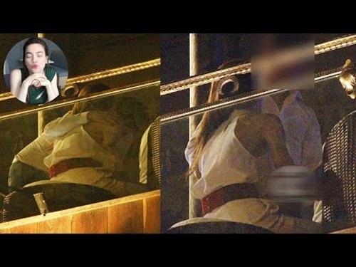 Dàn sao Việt khốn khổ vì bị chụp lén 2