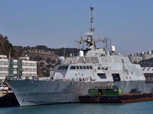 TQ: Mỹ có thể tuần tra trên Biển Đông, Nhật thì không 3