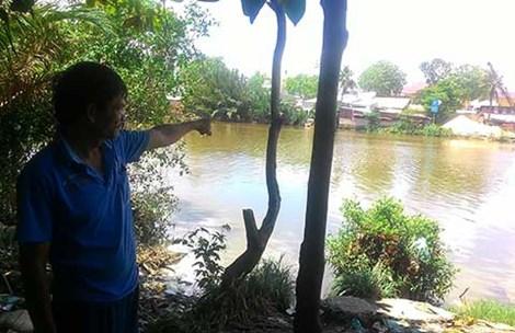 Chồng ném vợ xuống sông sau đó nhảy cầu tự tử 1