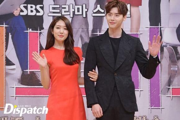 Park Shin Hye và Lee Jong Suk lộ ảnh hẹn hò 10