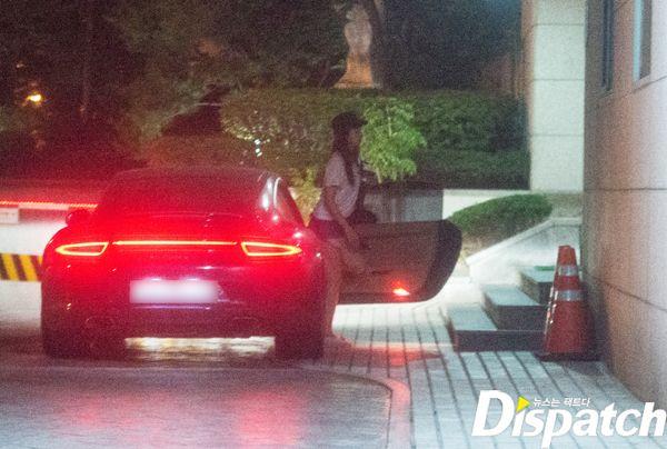 Park Shin Hye và Lee Jong Suk lộ ảnh hẹn hò 5