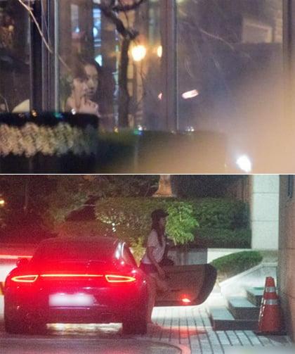 Tiết lộ loạt ảnh Park Shin Hye, Lee Jong Suk bí mật hẹn hò 1