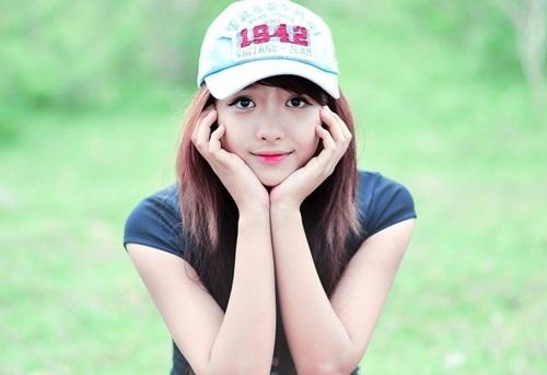 Ngắm 4 nữ sinh Việt xinh như thiên thần 6