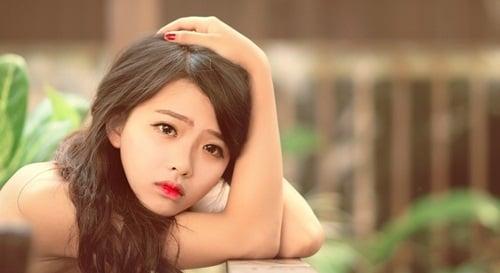 Ngắm 4 nữ sinh Việt xinh như thiên thần 9