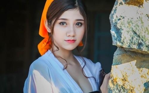 Ngắm 4 nữ sinh Việt xinh như thiên thần 14