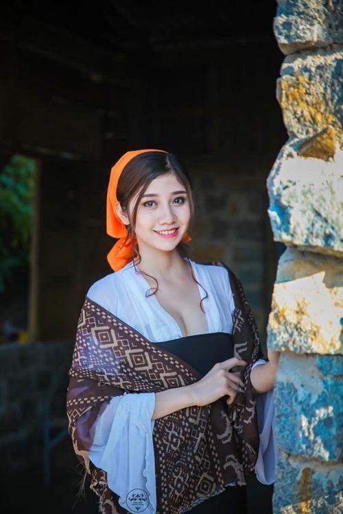 Ngắm 4 nữ sinh Việt xinh như thiên thần 17