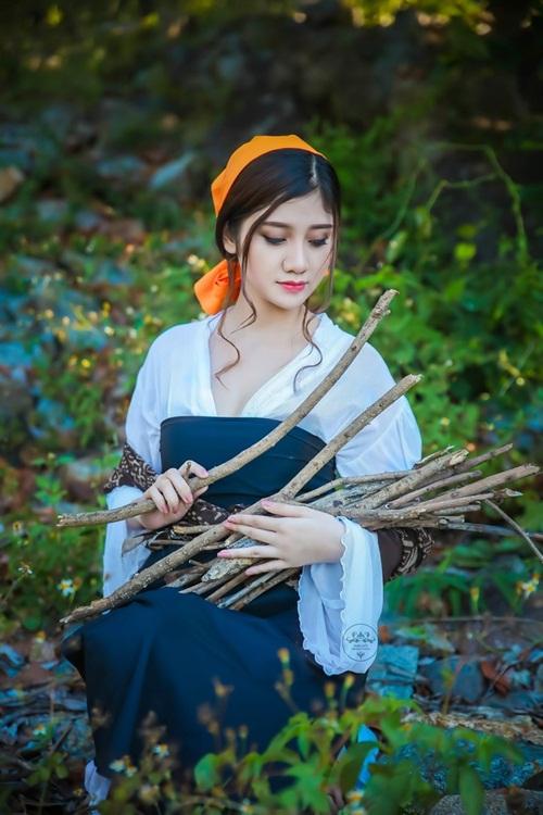 Hình ảnh Ngắm 4 nữ sinh Việt xinh như thiên thần số 16