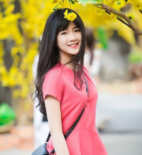 Ngắm 4 nữ sinh Việt xinh như thiên thần 3