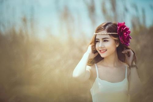 Ngắm 4 nữ sinh Việt xinh như thiên thần 12