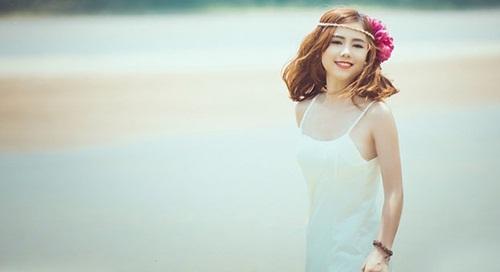 Hình ảnh Ngắm 4 nữ sinh Việt xinh như thiên thần số 13