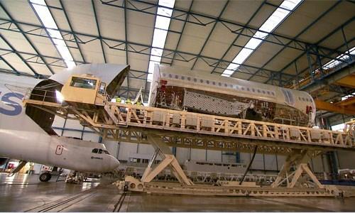 Video: Cận cảnh quá trình sản xuất máy bay 7 nghìn tỉ của Vietnam Airlines 2