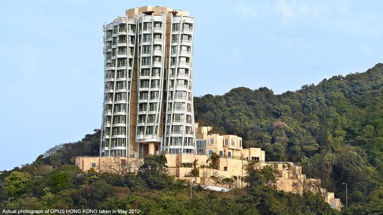 Choáng khu nhà siêu đắt giá 1.400 tỉ/căn hộ 1