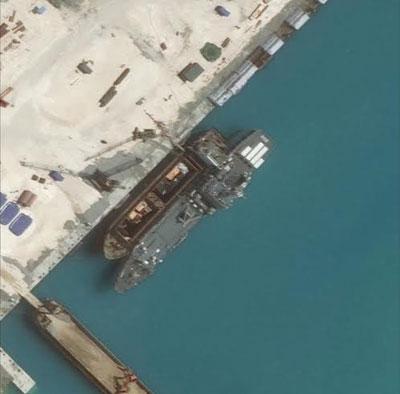 Chùm ảnh căn cứ 'giống quân sự' của Trung Quốc trên Biển Đông 7