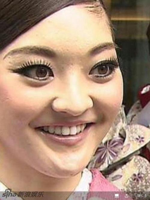 Nhan sắc xấu không ngờ của các Hoa hậu Nhật Bản 8