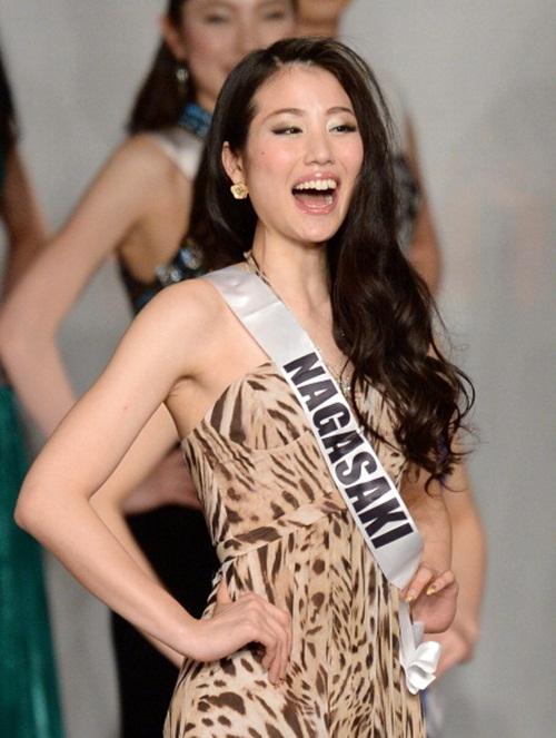 Nhan sắc xấu không ngờ của các Hoa hậu Nhật Bản 12