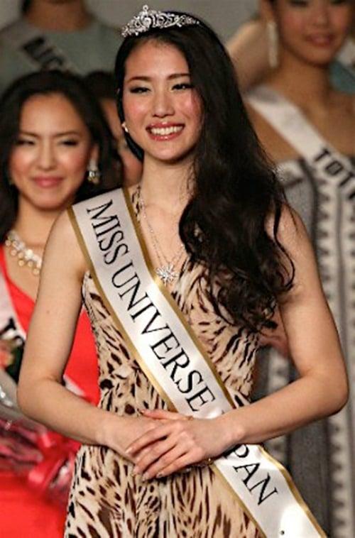 Nhan sắc xấu không ngờ của các Hoa hậu Nhật Bản 13