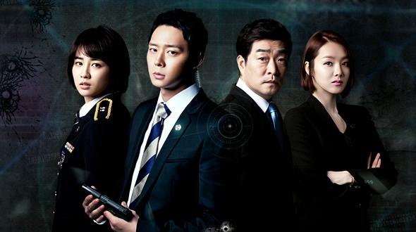 5 bộ phim hành động Hàn thu hút khán giả truyền hình 4