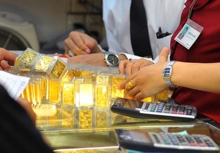 Giá vàng hôm nay 3/7: Giá vàng SJC tăng nhẹ quanh mốc 34,3 triệu đồng/lượng 1